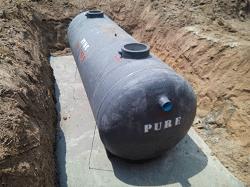 ถังบำบัดน้ำเสียสำเร็จรูป15000ลิตรราคา