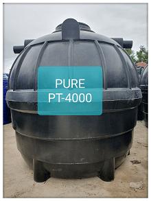 ถังบำบัดน้ำเสียสำเร็จรูปเติมอากาศ4000ลิตร