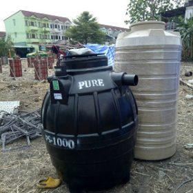 ถังบำบัดน้ำเสีย1000ลิตรราคา
