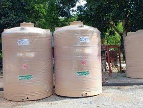 ถังเก็บน้ำบนดิน1500ลิตรราคาถูก