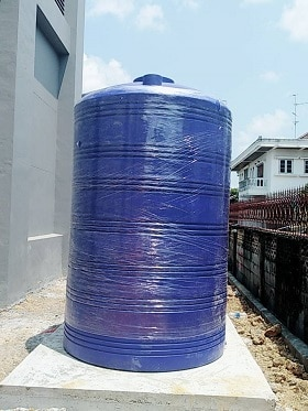 ถังเก็บน้ำบนดิน10000ลิตร