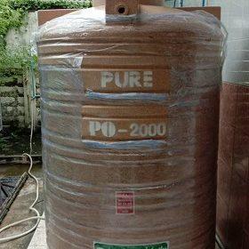 ถังเก็บน้ำ2000ลิตรราคาถูก
