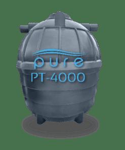 ถังบำบัดน้ำเสียสำเร็จรูปเติมอากาศ 4000 ลิตร