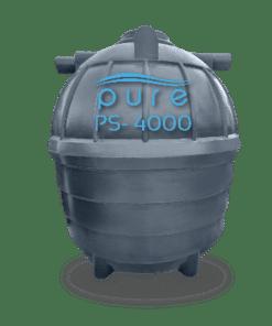 ถังดักบำบัดน้ำเสีย 4000 ลิตร