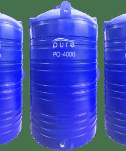 ถังเก็บน้ำบนดิน 4000 ลิตร