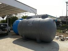 ถังบำบัดน้ำเสียสำเร็จรูปแบบเติมอากาศ10000ลิตร
