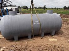 ถังบำบัดน้ำเสีย15000ลิตร