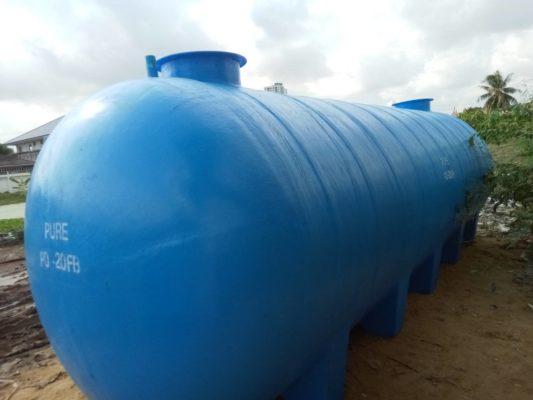 ถังเก็บน้ำdos15000ลิตรราคา