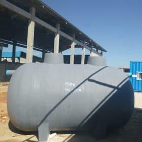 ถังบำบัดน้ำเสียdos25000ลิตรราคา