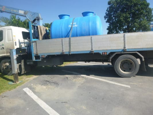 ถังเก็บน้ำ30000ลิตรราคา