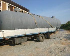 ถังบำบัดน้ำเสียขนาดใหญ่25000ลิตร
