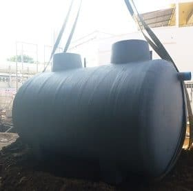 ราคาถังบำบัดน้ำเสีย25000ลิตร