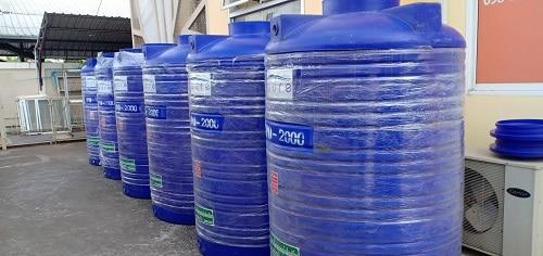 ถังน้ำบนดิน2000ลิตรราคา