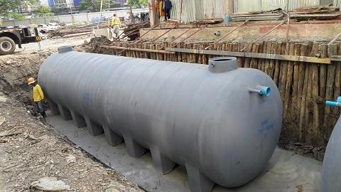 ถังบำบัดน้ำเสีย20000ลิตรราคา