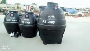 ถังบำบัดน้ำเสีย3000ลิตร