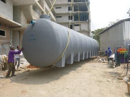 ถังบำบัดน้ำเสีย50000ลิตรราคา